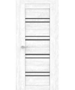Дверь межкомнатная Сибирь профиль ЭКО Deliss 306  Snow Soft