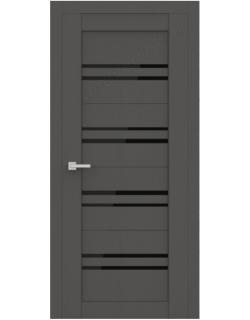 Дверь межкомнатная Сибирь профиль ЭКО Deliss 306  Grey Soft