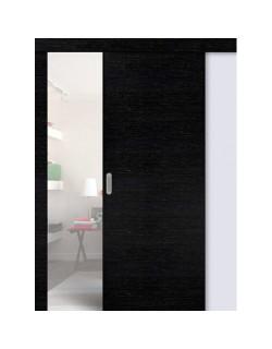 Дверь раздвижная ДПГ, цвет венге 3D, глухая