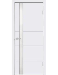 Межкомнатная дверь SCANDI F Z1, эмаль белая