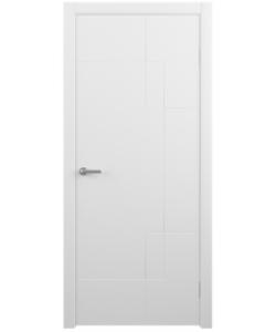 Albero Бета, экошпон, белый, глухая