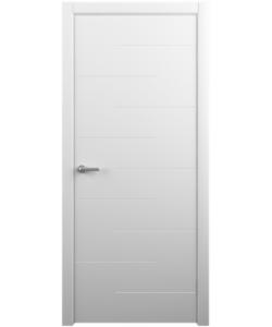 Albero Дельта, экошпон, белый, глухая
