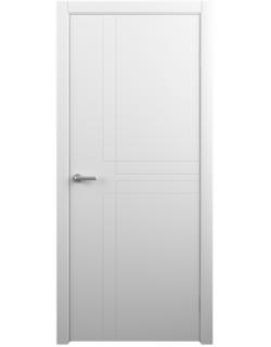 Albero Сигма, экошпон, белый, глухая