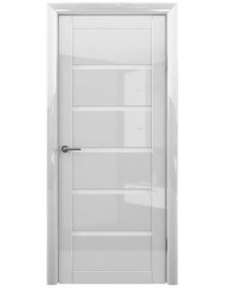 Albero Вена GL экошпон, белый глянец
