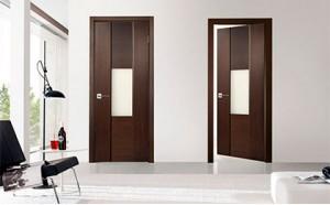 Межкомнатные двери в стиле «Модерн»
