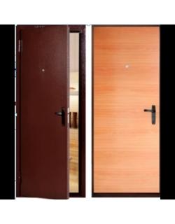 Входная металлическая дверь Строитель