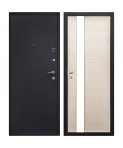 Входная дверь Металлюкс (Бульдорс) ива