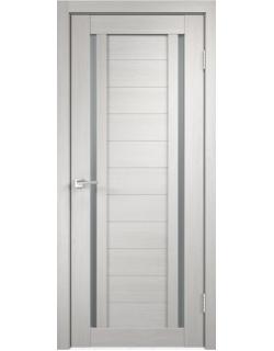 Дверь межкомнатная Velldoris Duplex 2 мателюкс экошпон Белый дуб