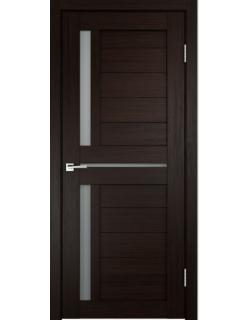 Дверь межкомнатная Velldoris Duplex 3 мателюкс экошпон Венге