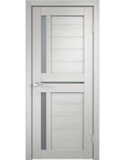 Дверь межкомнатная Velldoris Duplex 3 мателюкс экошпон Белый дуб