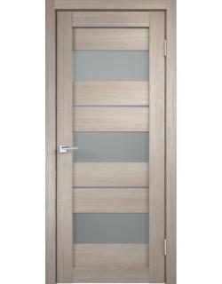 Дверь межкомнатная Velldoris Duplex 12 мателюкс экошпон Капучино