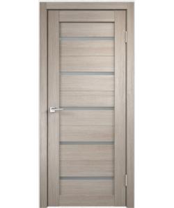 Дверь межкомнатная Velldoris Duplex мателюкс экошпон Капучино