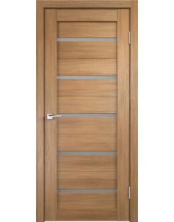 Дверь межкомнатная Velldoris Duplex мателюкс экошпон Золотой дуб