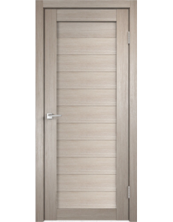 Дверь межкомнатная Velldoris Duplex глухое экошпон Капучино