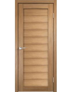 Дверь межкомнатная Velldoris Duplex глухое экошпон Золотой дуб