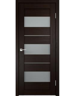 Дверь межкомнатная Velldoris Duplex 12 мателюкс экошпон Венге