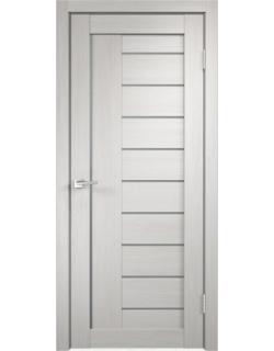 Дверь межкомнатная Velldoris Linea 3 мателюкс экошпон Белый дуб