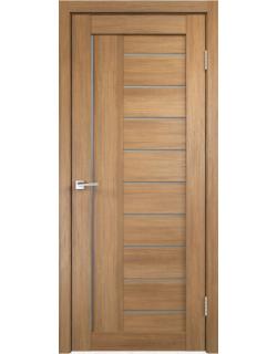 Дверь межкомнатная Velldoris Linea 3 мателюкс экошпон Золотой дуб
