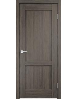 Дверь межкомнатная Velldoris Classico_3 2P (Глух) экошпон Дуб серый