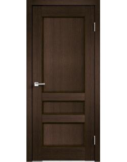 Дверь межкомнатная Velldoris Classico 3P (Глух) экошпон Мокка