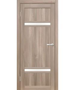 Дверь межкомнатная Апулия 1 велюр серый