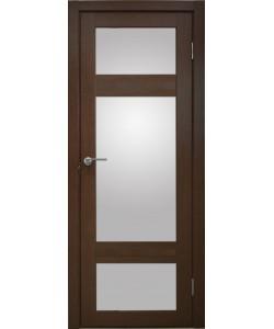 Дверь межкомнатная Апулия 2 дуб темный
