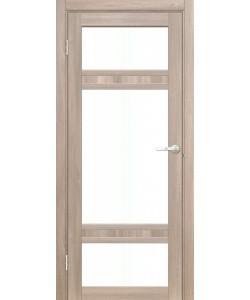 Дверь межкомнатная Апулия 2 велюр серый