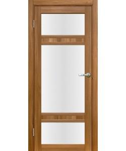 Дверь межкомнатная Апулия 2 вельвет орех