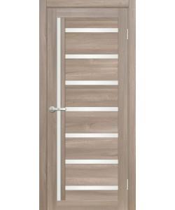 Дверь межкомнатная Базиликата 1 велюр серый