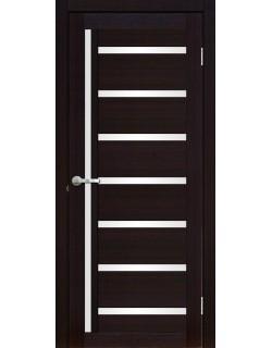 Дверь межкомнатная Базиликата 1 велюр шоко