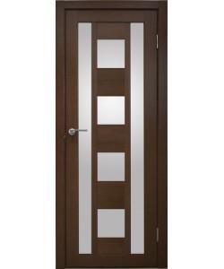 Межкомнатная дверь Эмилия 2 Дуб темный