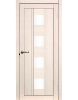 Межкомнатная дверь Эмилия 1 Велюр капучино