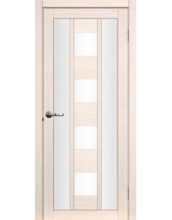 Межкомнатная дверь Эмилия 2 Велюр капучино