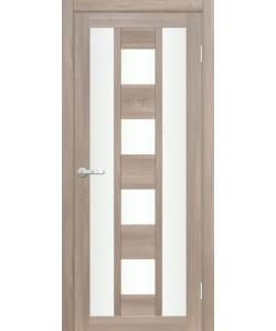 Межкомнатная дверь Эмилия 2 Велюр серый