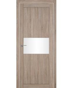 Дверь межкомнатная Гвинея 3 велюр серый