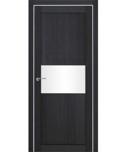 Дверь межкомнатная Гвинея 3 вельвет шоко