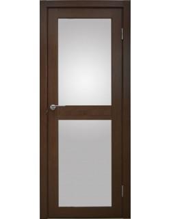 Межкомнатная дверь Кампания 2 Дуб темный