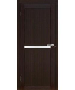 Межкомнатная дверь Кампания 1 Велюр шоко