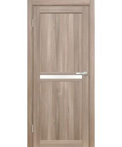 Межкомнатная дверь Кампания 1 Велюр серый