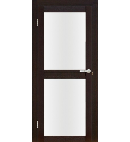 Межкомнатная дверь Кампания 2 Велюр шоко