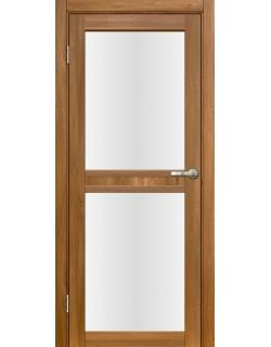 Межкомнатная дверь Кампания 2 Вельвет орех