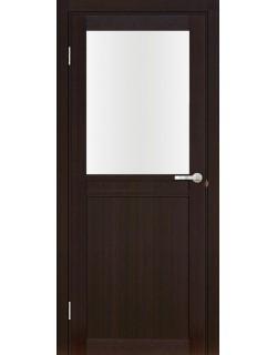 Межкомнатная дверь Кампания 3 Велюр шоко