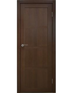 Межкомнатная дверь Лацио 1 Дуб темный