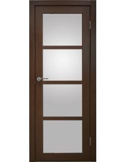 Межкомнатная дверь Лацио 2 Дуб темный