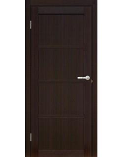 Межкомнатная дверь Лацио 1 Велюр шоко