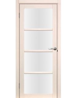 Межкомнатная дверь Лацио 2 Велюр капучино