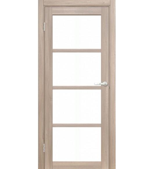 Межкомнатная дверь Лацио 2 Велюр серый