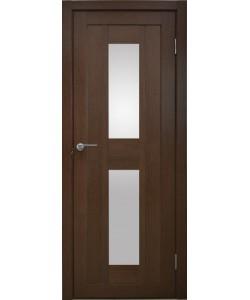 Межкомнатная дверь Лигурия 1 Дуб темный