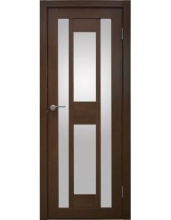 Межкомнатная дверь Лигурия 2 Дуб темный