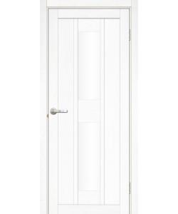 Межкомнатная дверь Лигурия 1 Велюр белый